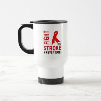 Fight for Stroke Prevention Travel Mug