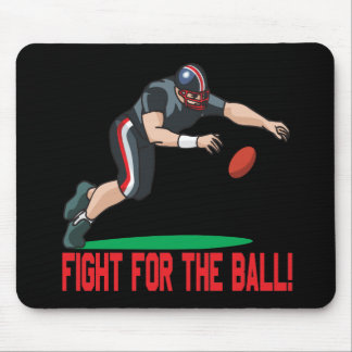 Fight For The Ball Mouse Pad