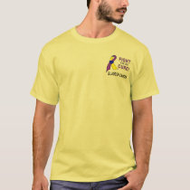 Fight for the Cure: Bladder Cancer T-Shirt