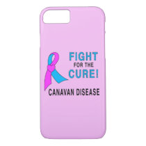 Fight for the Cure: Canavan Disease iPhone 8/7 Case