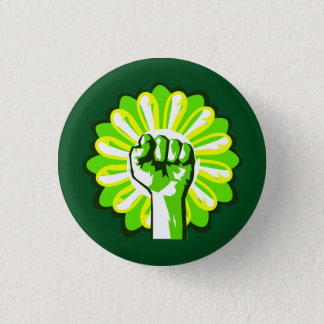 Fight for the Environment! Fight Climate Change! Button