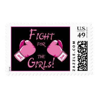 Fight for the Girls Postage