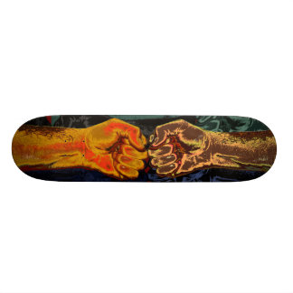 """""""FIGHT!"""" (For What's Right) Skate Deck"""