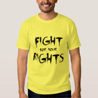 Fight for your rights poleras