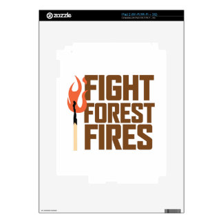 Fight Forest Fires Skins For The iPad 2