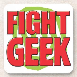 Fight Geek Coaster