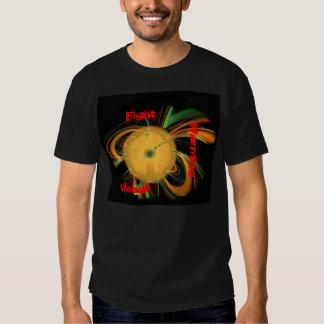 Fight Global Warming - Fractal Design T-Shirt
