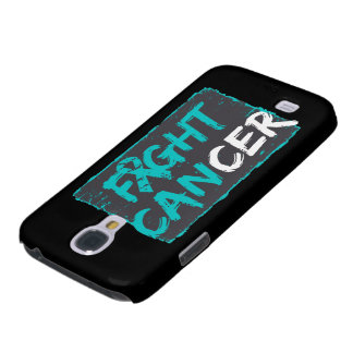 Fight Gynecologic Cancer Galaxy S4 Case