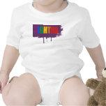 Fight H8 Baby Bodysuit