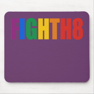 Fight H8 Mouse Pad