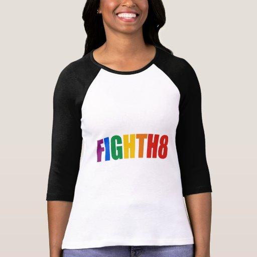 Fight H8 Tshirts