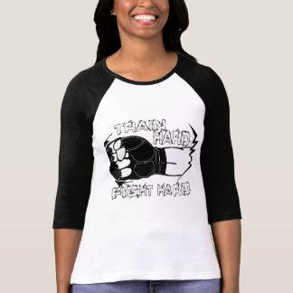 Fight Hard - Female Long Sleeve T-Shirt