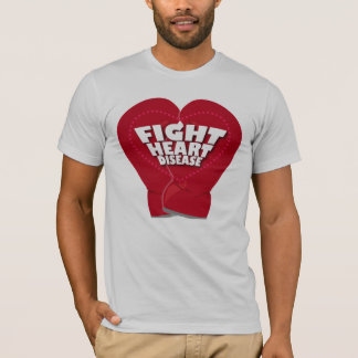 Fight Heart Disease T-Shirt