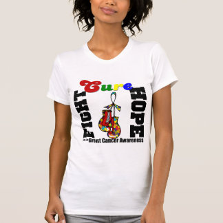 Fight Hope Cure - Autism Tshirts