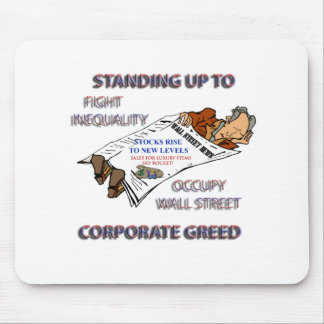 FIGHT INEQUALITY IN AMERICA PRODUCTS MOUSE PAD