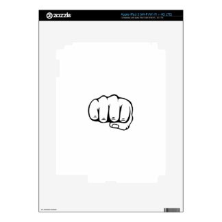 fight iPad 3 decals