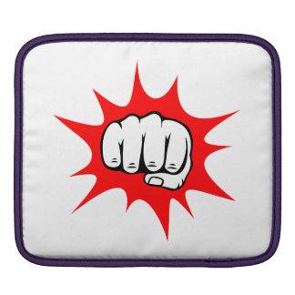 fight iPad sleeve