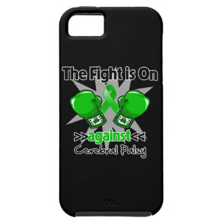 Fight is On Against Cerebral Palsy.png iPhone SE/5/5s Case