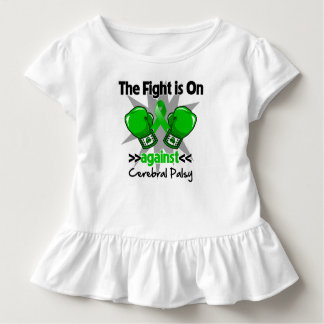 Fight is On Against Cerebral Palsy.png Toddler T-shirt