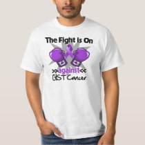 Fight is On Against GIST Cancer T-Shirt