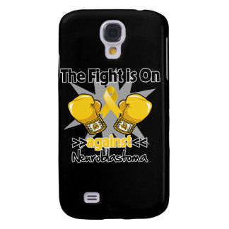 Fight is On Against Neuroblastoma Samsung Galaxy S4 Cases