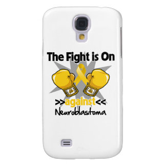 Fight is On Against Neuroblastoma Galaxy S4 Covers