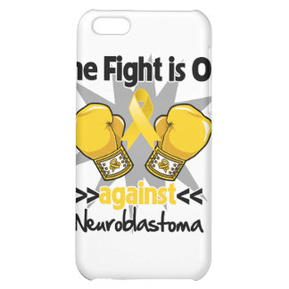 Fight is On Against Neuroblastoma iPhone 5C Case