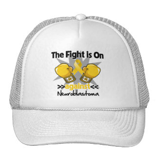 Fight is On Against Neuroblastoma Trucker Hat