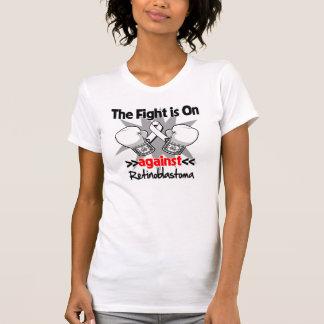 Fight is On Against Retinoblastoma T-Shirt