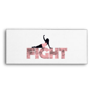Fight Lady envelope