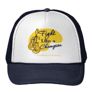 Fight Like a Champion - Neuroblastoma Cancer Trucker Hat