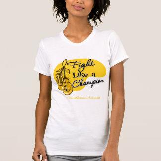 Fight Like a Champion - Neuroblastoma Cancer Shirt