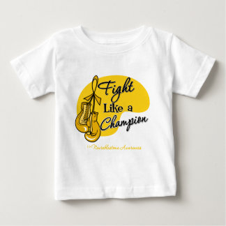 Fight Like a Champion - Neuroblastoma Cancer T Shirt