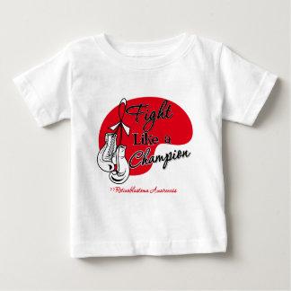 Fight Like a Champion Retinoblastoma Baby T-Shirt