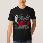 Fight Like a Champion Retinoblastoma Shirts