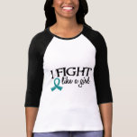 Fight Like A Girl 18.7 PCOS Tshirt