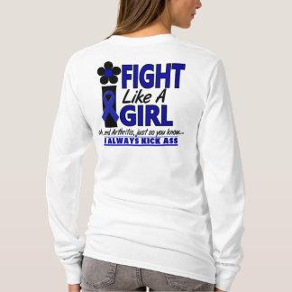 Fight Like A Girl 1.2 Arthritis T-Shirt