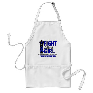 Fight Like A Girl 1.2 Rheumatoid Arthritis Adult Apron