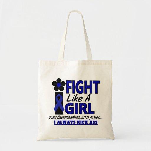 Fight Like A Girl 1.2 Rheumatoid Arthritis Bag