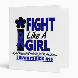 Fight Like A Girl 1.2 Rheumatoid Arthritis Binders