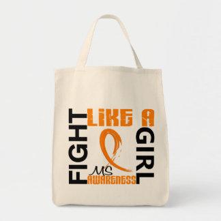 Fight Like A Girl 3.3 MS aka Multiple Sclerosis Bag