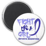 Fight Like A Girl 5.3 Arthritis Magnets
