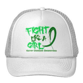 Fight Like A Girl 5.3 Kidney Disease Trucker Hat