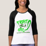 Fight Like A Girl 5.3 Non-Hodgkin's Lymphoma Shirt