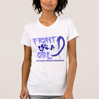 Fight Like A Girl 5.3 Rheumatoid Arthritis Shirts