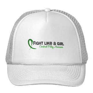 Fight Like A Girl 6.3 Cerebral Palsy Trucker Hat