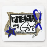 Fight Like A Girl Arthritis 24.8 Mousepads