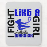 Fight Like A Girl Arthritis 3.2 Mousepads