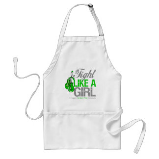 Fight Like a Girl Boxing - Cerebral Palsy Adult Apron