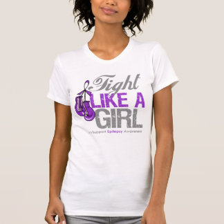 Fight Like a Girl Boxing - Epilepsy Tanktop